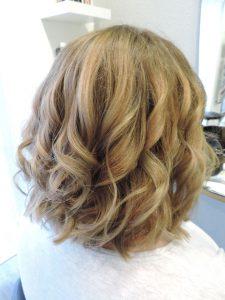 Friseur Carina Salzburg Haarschnitt