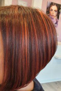 Friseur Carina Salzburg - Haarfarbe